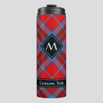 Clan MacTavish Tartan Thermal Tumbler