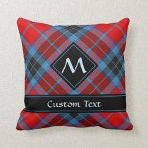 Clan MacTavish Tartan Throw Pillow