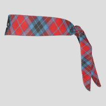 Clan MacTavish Tartan Tie Headband