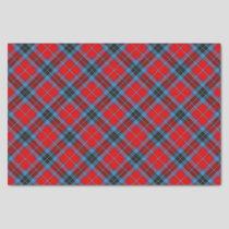 Clan MacTavish Tartan Tissue Paper
