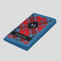 Clan MacTavish Tartan Trifold Wallet