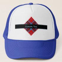 Clan MacTavish Tartan Trucker Hat