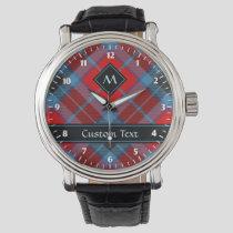 Clan MacTavish Tartan Watch