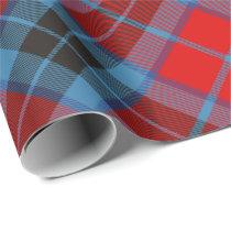 Clan MacTavish Tartan Wrapping Paper