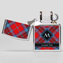 Clan MacTavish Tartan Zippo Lighter