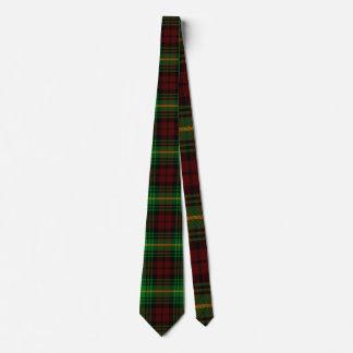 Clan Martin Tartan Tie