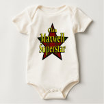Clan Maxwell Superstar Infant Organic Creeper