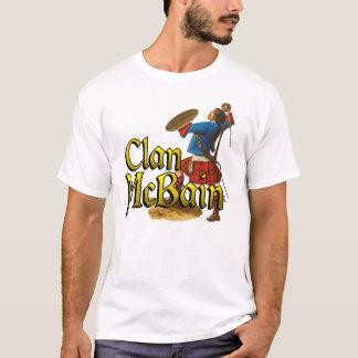 Clan McBain Highland Games Shirts