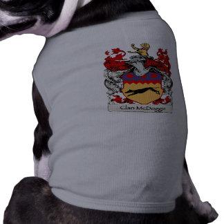 Clan McDoggie Camiseta De Perro