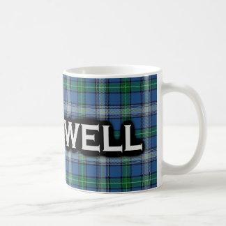 Clan McDowell Tartan Scottish Coffee Mug