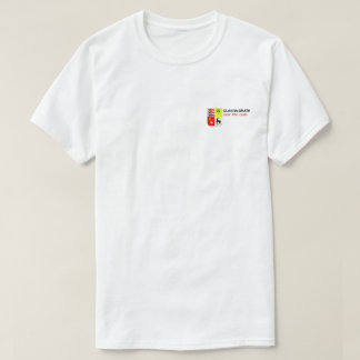 Clan McGrath Double Sided Print T-Shirt