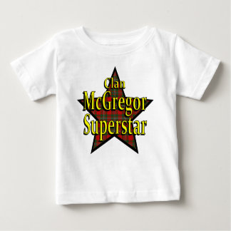 Clan McGregor Superstar Infant T-Shirt