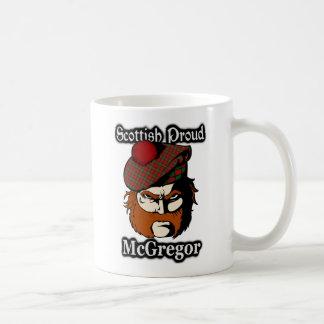 Clan McGregor Tartan Scottish Coffee Mug