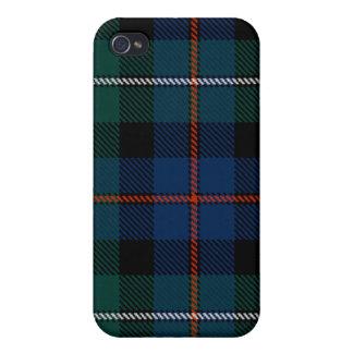 Clan McKenzie Tarten I Cover For iPhone 4