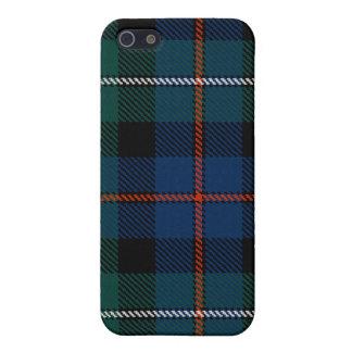 Clan McKenzie Tarten I Cover For iPhone 5