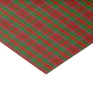 "Clan Monro Tartan 10"" X 15"" Tissue Paper"