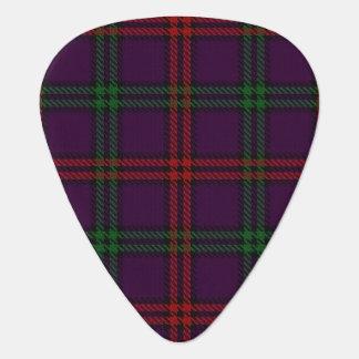 Clan Montgomery Sounds of Scotland Tartan Guitar Pick