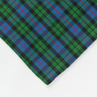 Clan Morrison Tartan Fleece Blanket