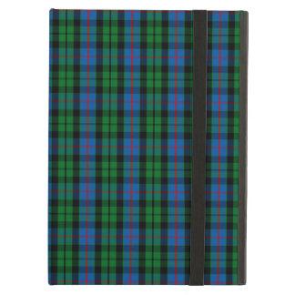 Clan Morrison Tartan iPad Air Case