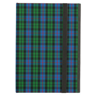 Clan Morrison Tartan iPad Cases