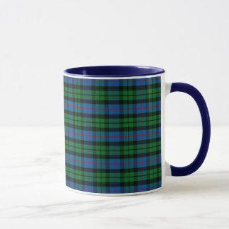 Clan Morrison Tartan Mug