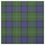 Clan Muir Scottish Tartan Plaid Fabric