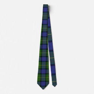 Clan Muir Tartan Tie