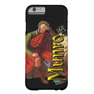 Clan Munro Old Scotland Case Barely There iPhone 6 Case