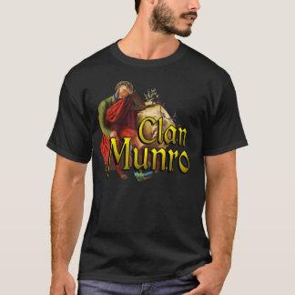 Clan Munro Old Scottish Highland Games Shirts