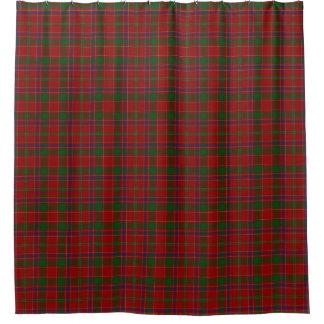 Clan Munro Scottish Heritage Tartan Shower Curtain