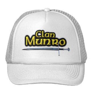 Clan Munro Scottish Inspiration Trucker Hat