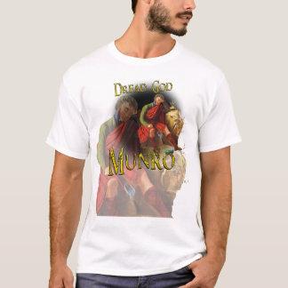 Clan Munro Tartan Scottish Dream T-Shirt