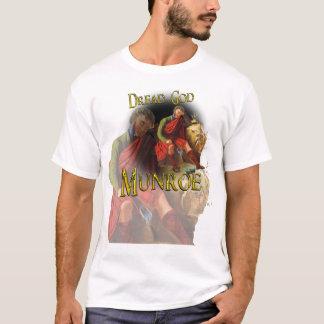 Clan Munroe Munro Tartan Scottish Dream T-Shirt