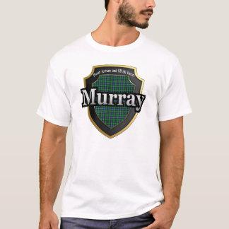 Clan Murray Scotland Tartan Dynasty T-Shirt