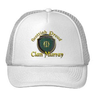 Clan Murray Scottish Dynasty Cap Mesh Hats