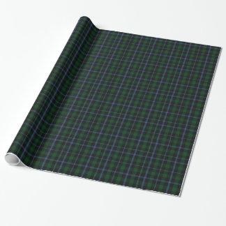 Clan Murray Scottish Tartan Plaid Wrapping Paper