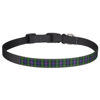 Clan Murray Tartan Pet Collar