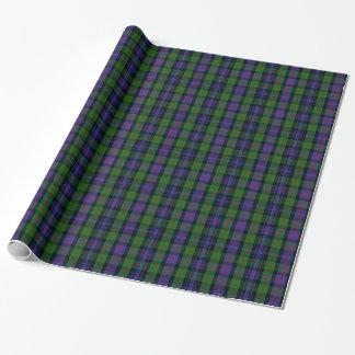 Clan Murray Tartan Wrapping Paper
