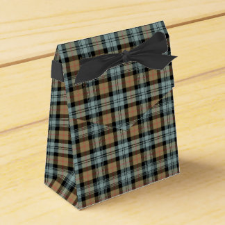 Clan Murray Weathered Tartan Favor Box