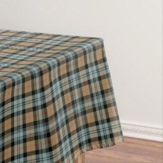 Clan Murray Weathered Tartan Tablecloth