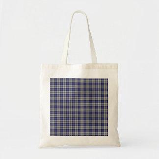 Clan Napier Tartan Tote Bag