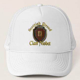 Clan Nisbet Scottish Dynasty Cap