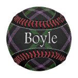 Clan O'Boyle Boyle Irish Dream Tartan Baseball