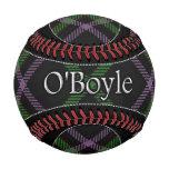 Clan O'Boyle Irish Dream Tartan Baseball