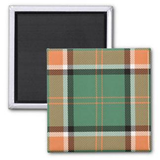 Clan Pollock Tartan Magnet