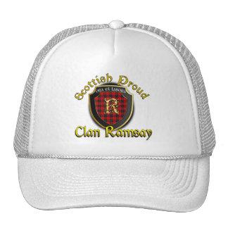 Clan Ramsay Scottish Dynasty Cap Trucker Hat