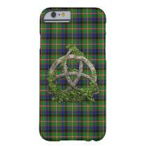 Clan Reid Tartan Celtic Trinity