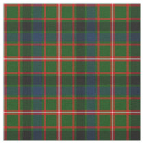 Clan Reid Tartan Fabric