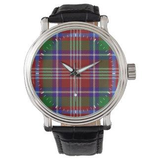 Clan Ritchie Tartan Watches