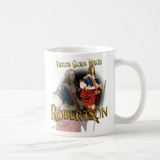 Clan Robertson Old Scottish Mug